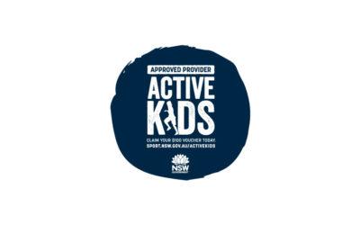 Active Kids Voucher