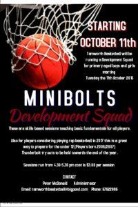 D Squad Flyer Oct 2016