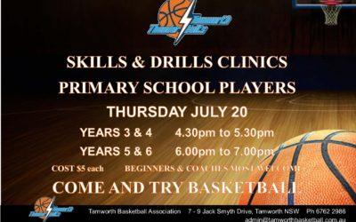 Primary Pre-Comp Skills & Drills