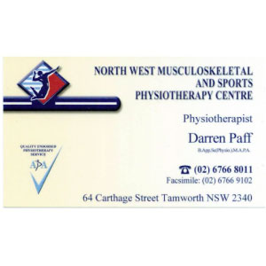 North West Musculoskeletal Centre Logo
